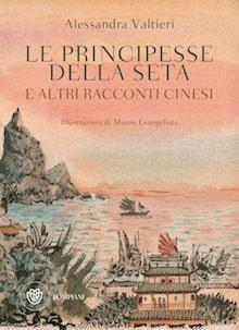 le_principesse_della_seta cover