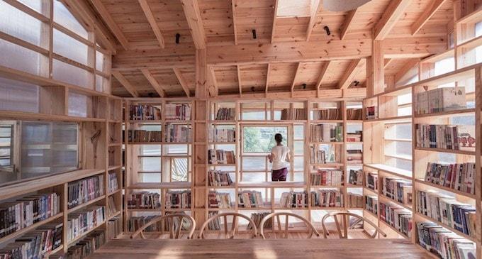biblioteca liangjiashan