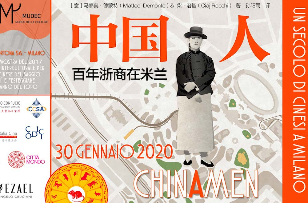 chinamen in cinese