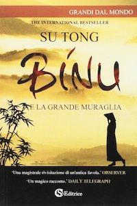 binu e la grande muraglia_cover