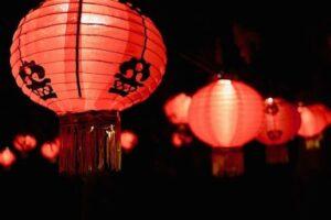 festa delle lanterne