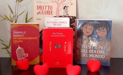 libri cina san valentino