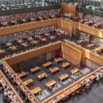 biblioteca nazionale cinese