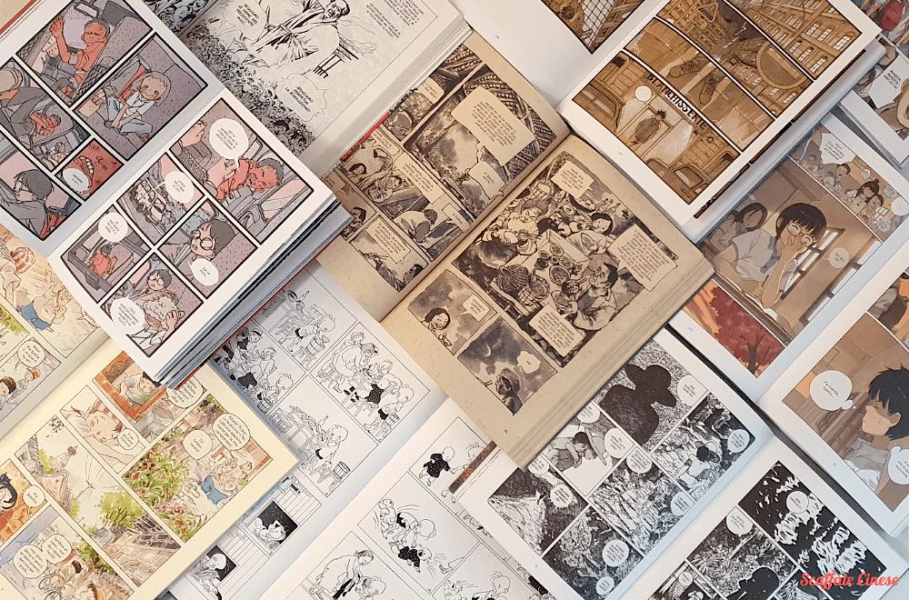 fumetti in cina
