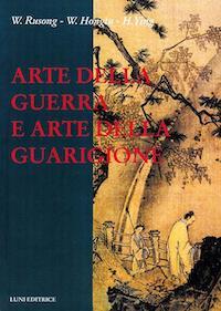 Arte della guerra e arte della guarigione_cover