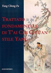 Trattato fondamentale di T'ai Chi Ch'uan stile Yang_cover